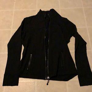Black Lululemon Track Jacket 12